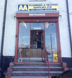 AA Plumbing & Heating